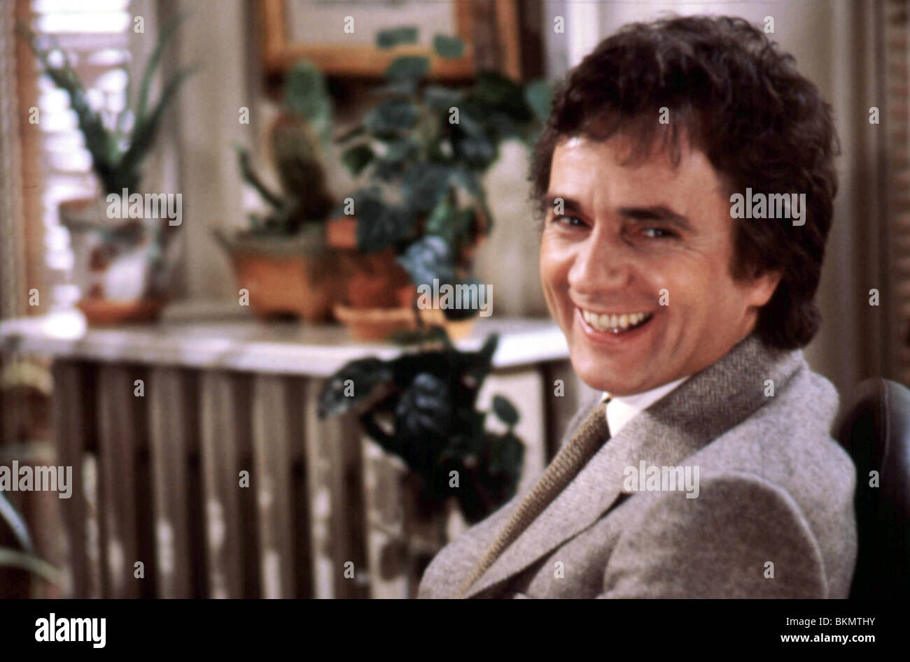 LOVESICK -1983 DUDLEY MOORE - Stock Image