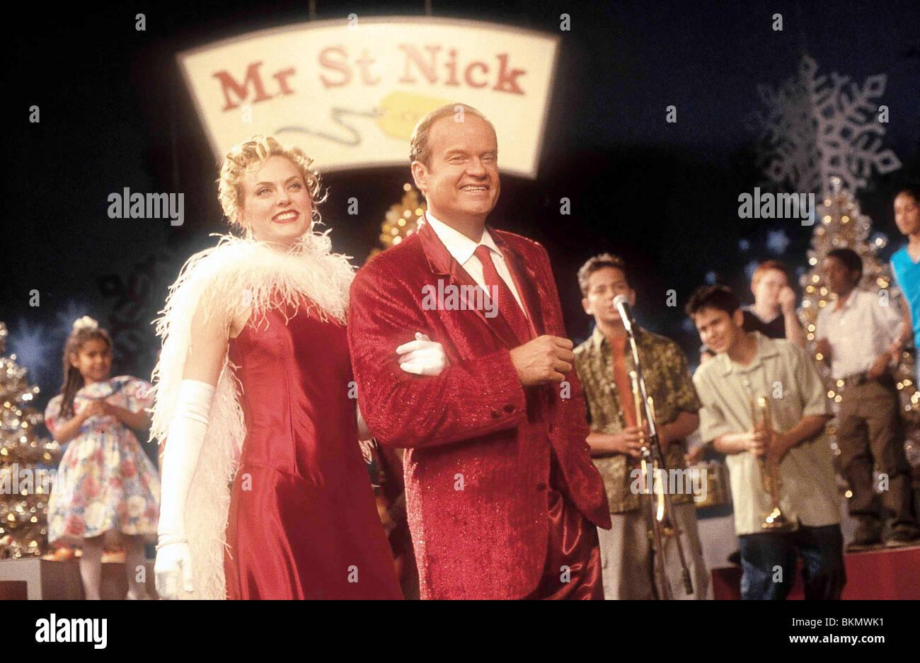 MR ST NICK (2002) ELAINE HENDRIX, KELSEY GRAMMER MRNC 001-02 Stock Photo