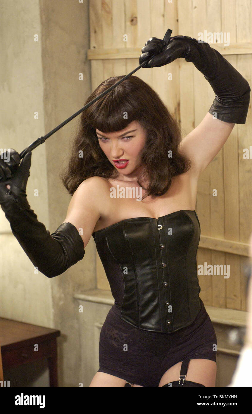 THE NOTORIOUS BETTIE PAGE (2005) GRETCHEN MOL NBET 001-01 Stock Photo
