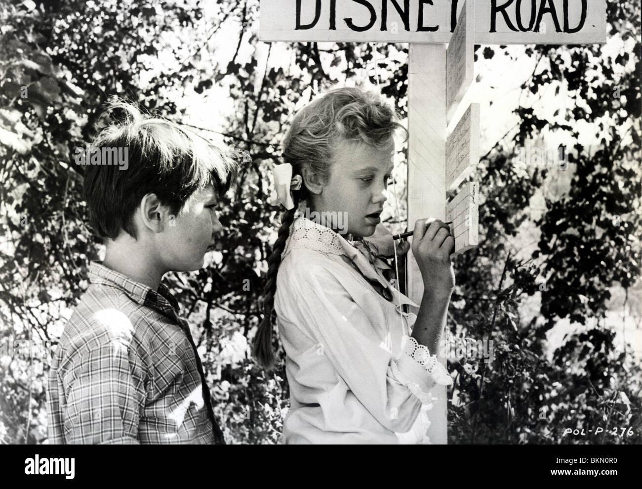 POLLYANNA (1960) KEVIN CORCORAN, HAYLEY MILLS PLYA 002 P - Stock Image