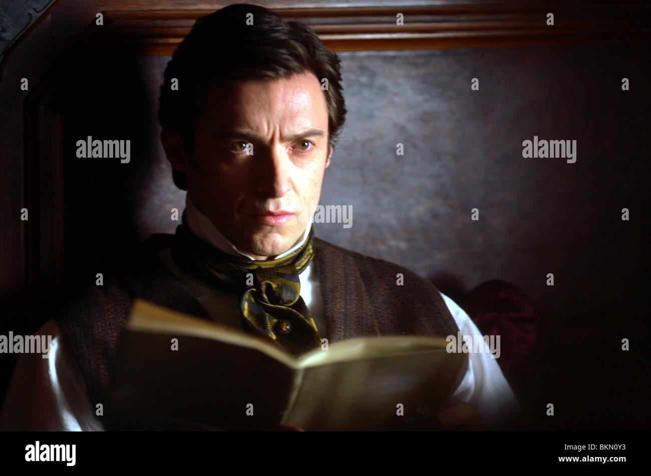 THE PRESTIGE (2006) HUGH JACKMAN PTGE 001-008 - Stock Image
