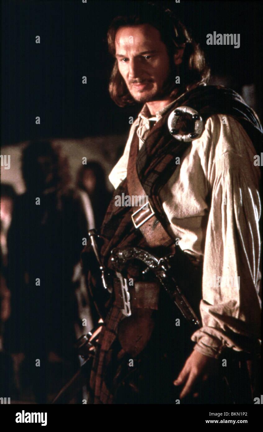 ROB ROY -1995 LIAM NEESON - Stock Image