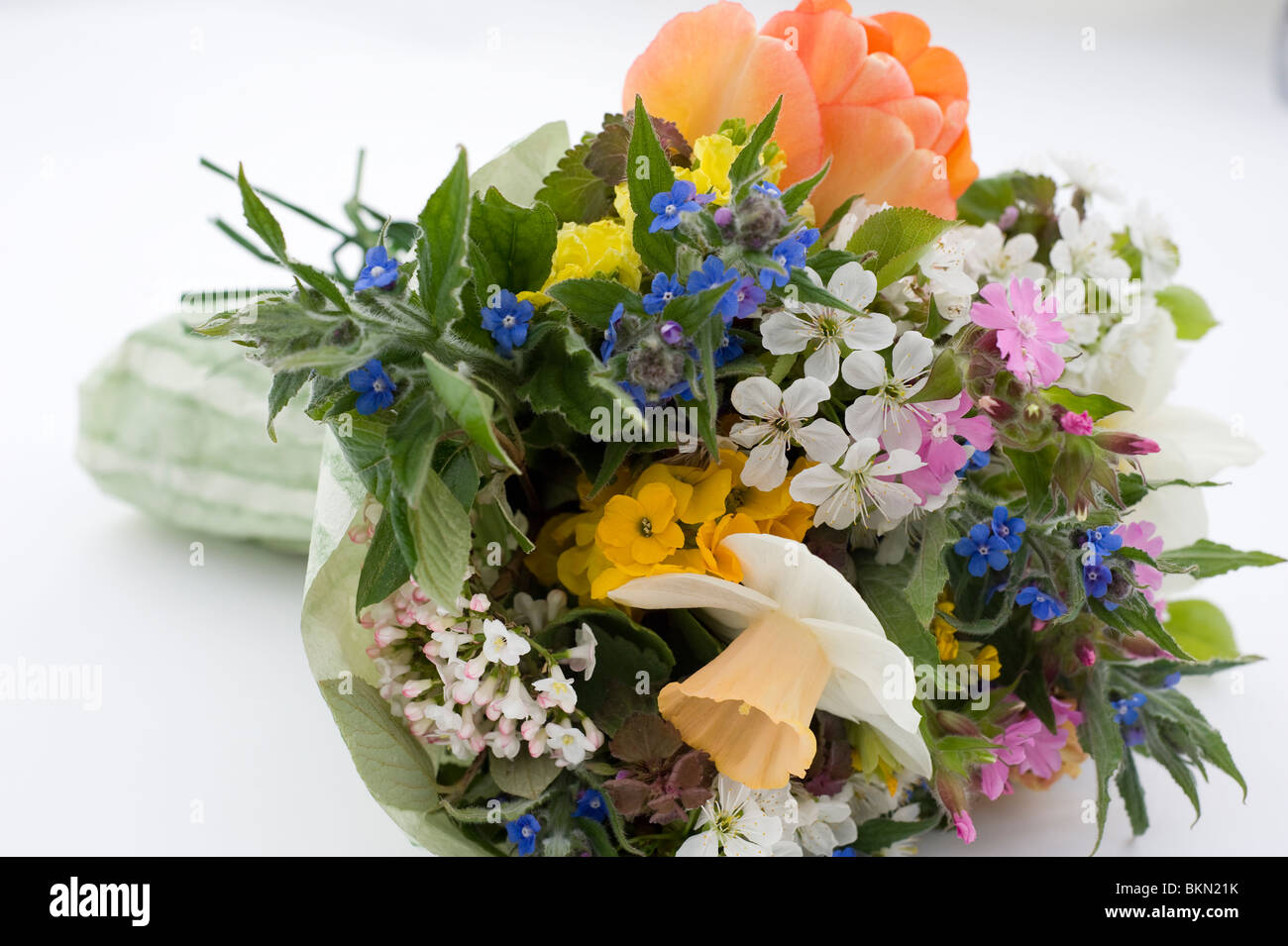 Bunch english spring flowers stock photos bunch english spring bunch of english spring flowers stock image mightylinksfo