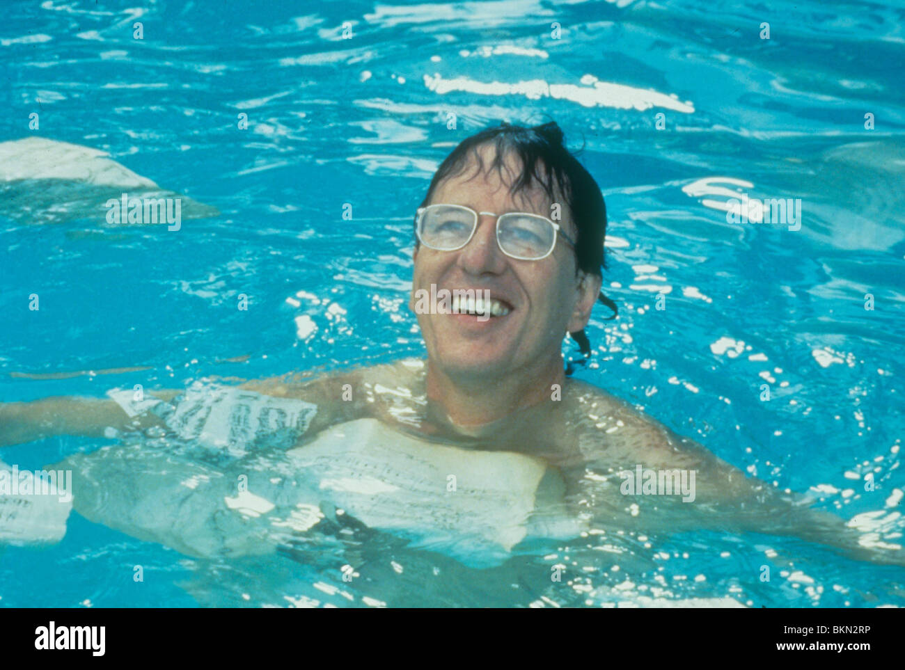 SHINE -1996 GEOFFREY RUSH - Stock Image