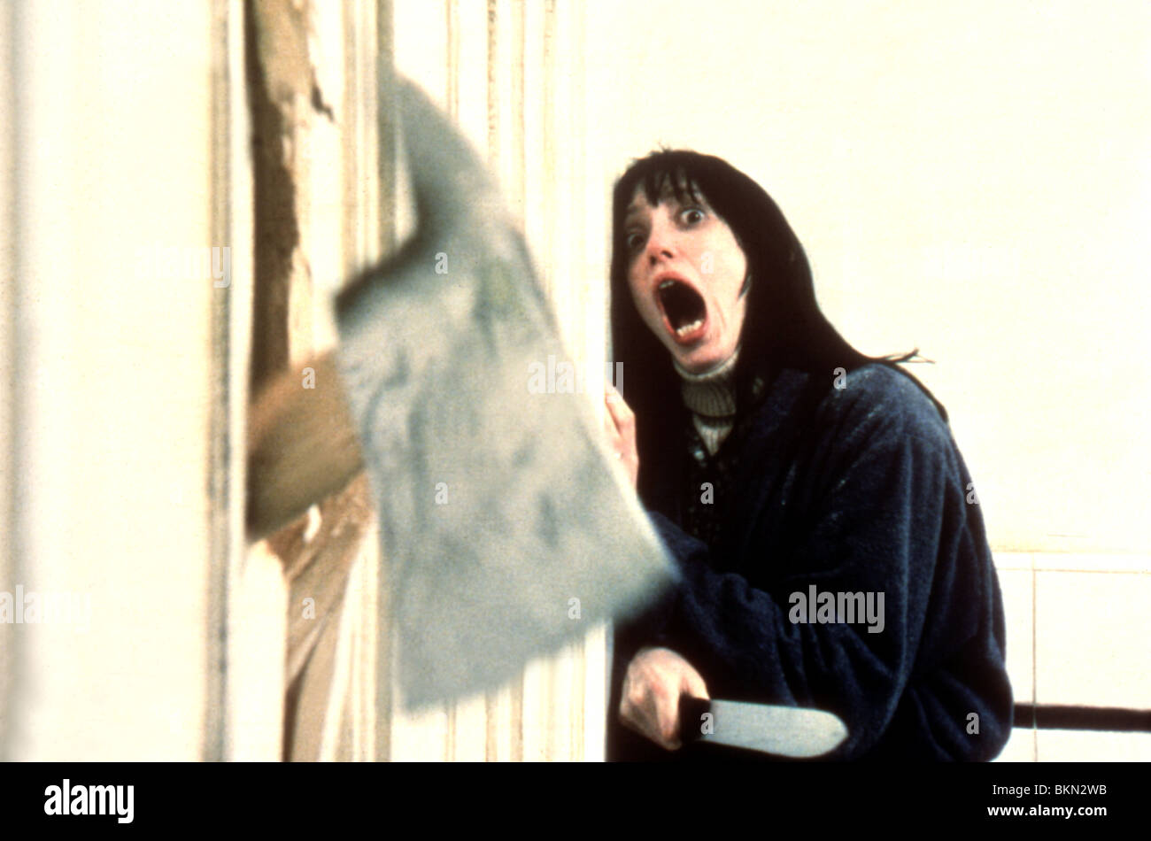 THE SHINING (1980) SHELLEY DUVALL SHI 003 - Stock Image