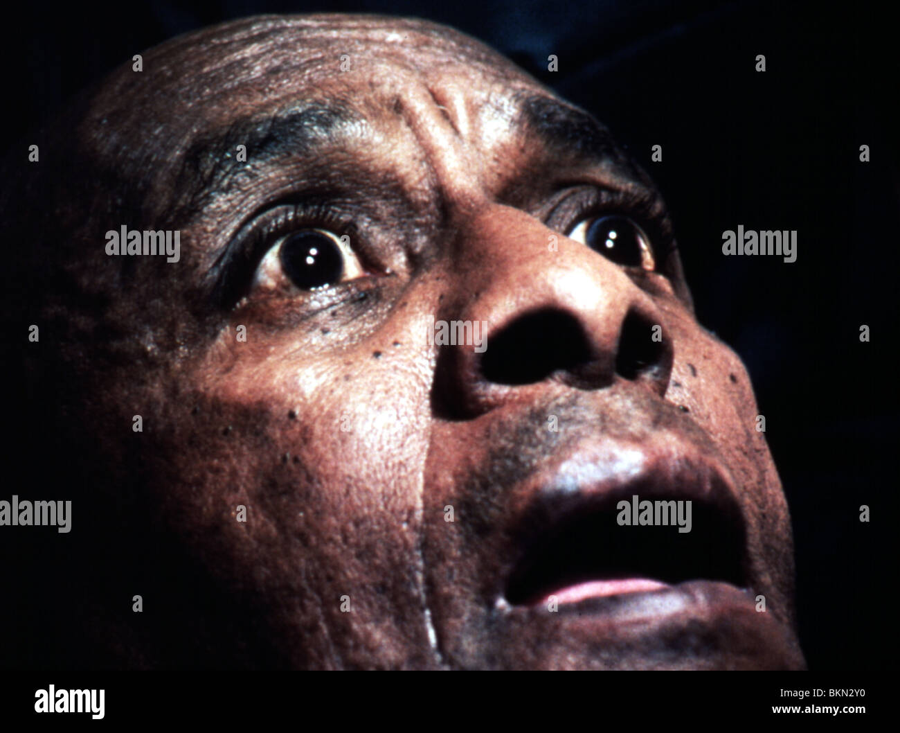 THE SHINING (1980) SCATMAN CROTHERS SHI 014 - Stock Image