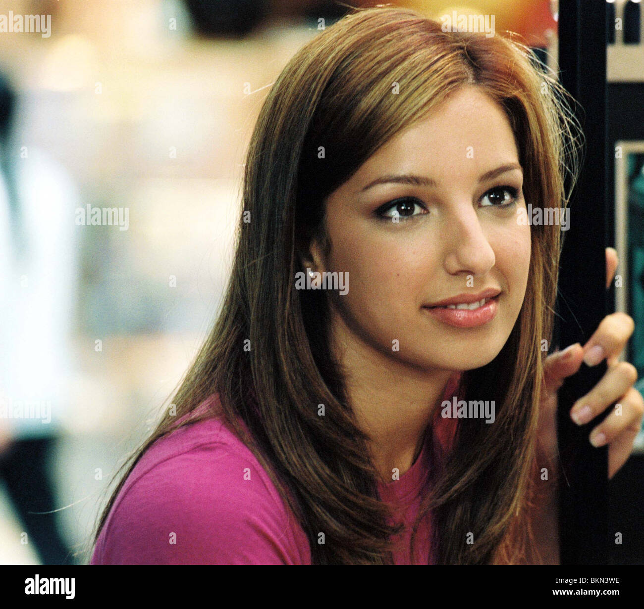 STICK IT (2006) VANESSA LENGIES SKIT 001-12 - Stock Image