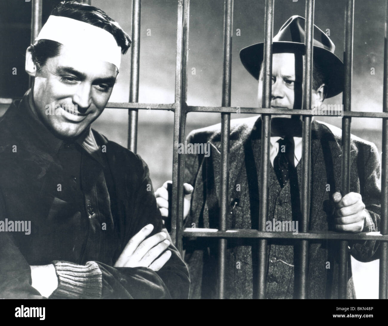 THE TALK OF THE TOWN (1942) CARY GRANT, EDGAR BUCHANAN TOTT 004P - Stock Image