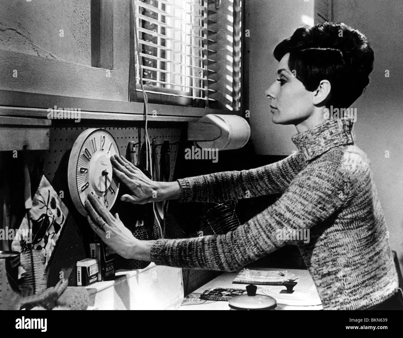 WAIT UNTIL DARK (1967) AUDREY HEPBURN WUD 001P - Stock Image