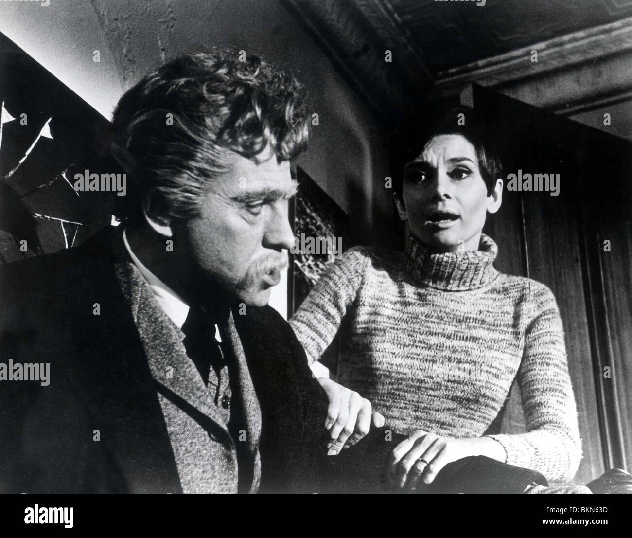 WAIT UNTIL DARK (1967) AUDREY HEPBURN WUDA 003P - Stock Image