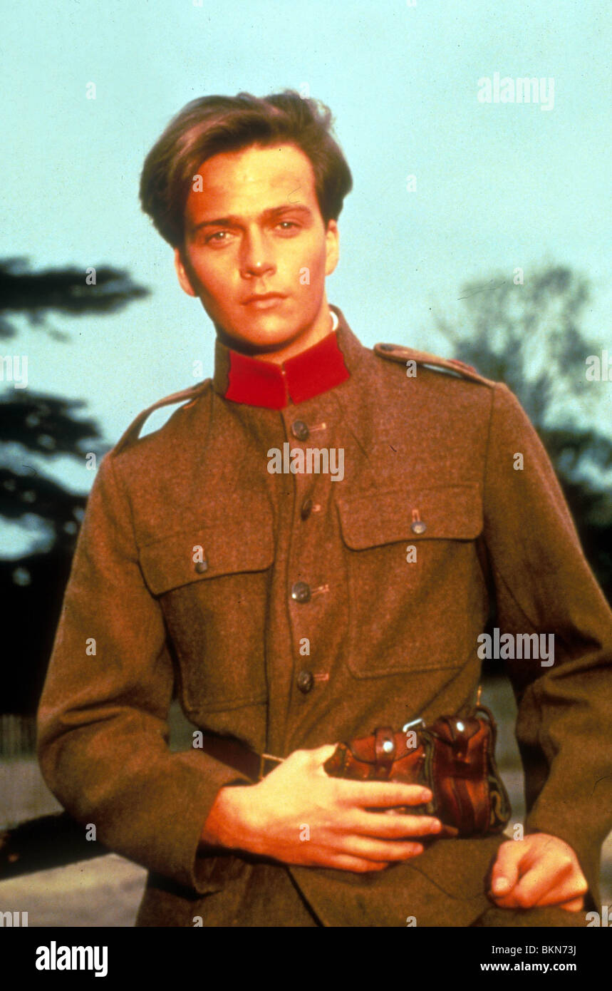 The Young Indiana Jones Chronicles Tv Sean Patrick Flannery Yij1 Stock Photo Alamy
