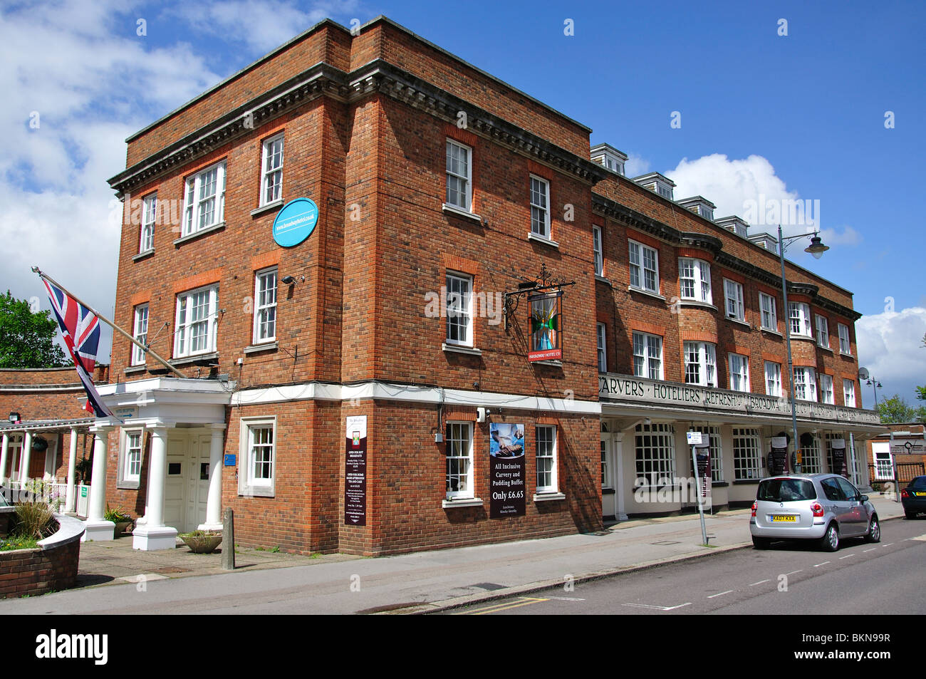 Hotels Near Letchworth