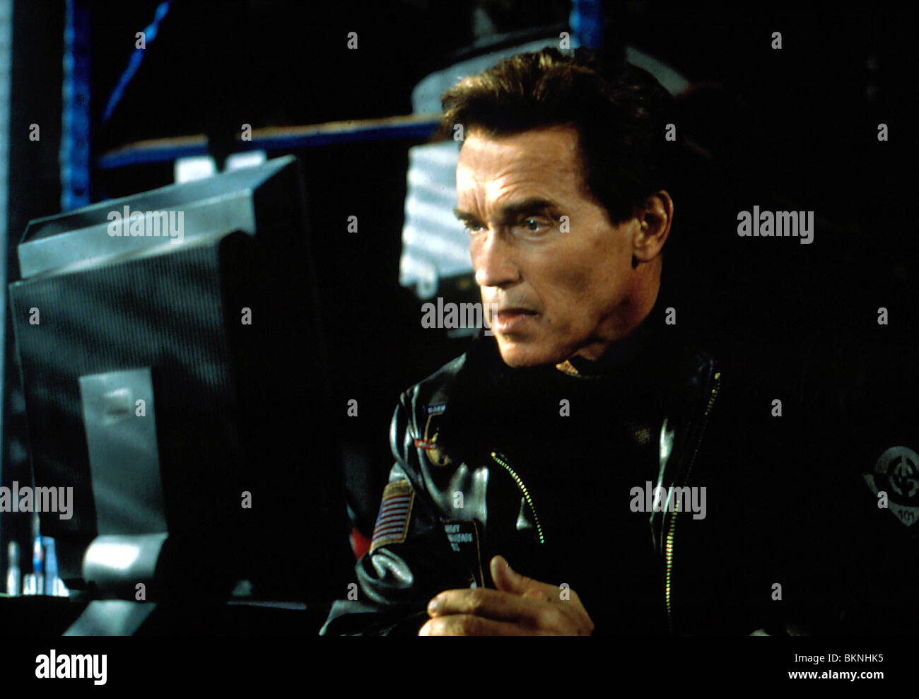 The 6th Day Arnold Stock Photos and Images