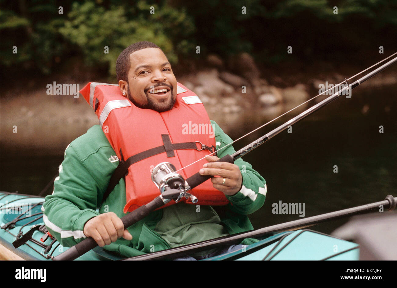ARE WE DONE YET? (2007) ICE CUBE DONE 001-04 - Stock Image