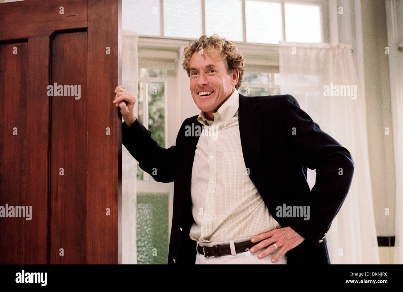 ARE WE DONE YET? (2007) JOHN C MCGINLEY DONE 001-06 - Stock Image