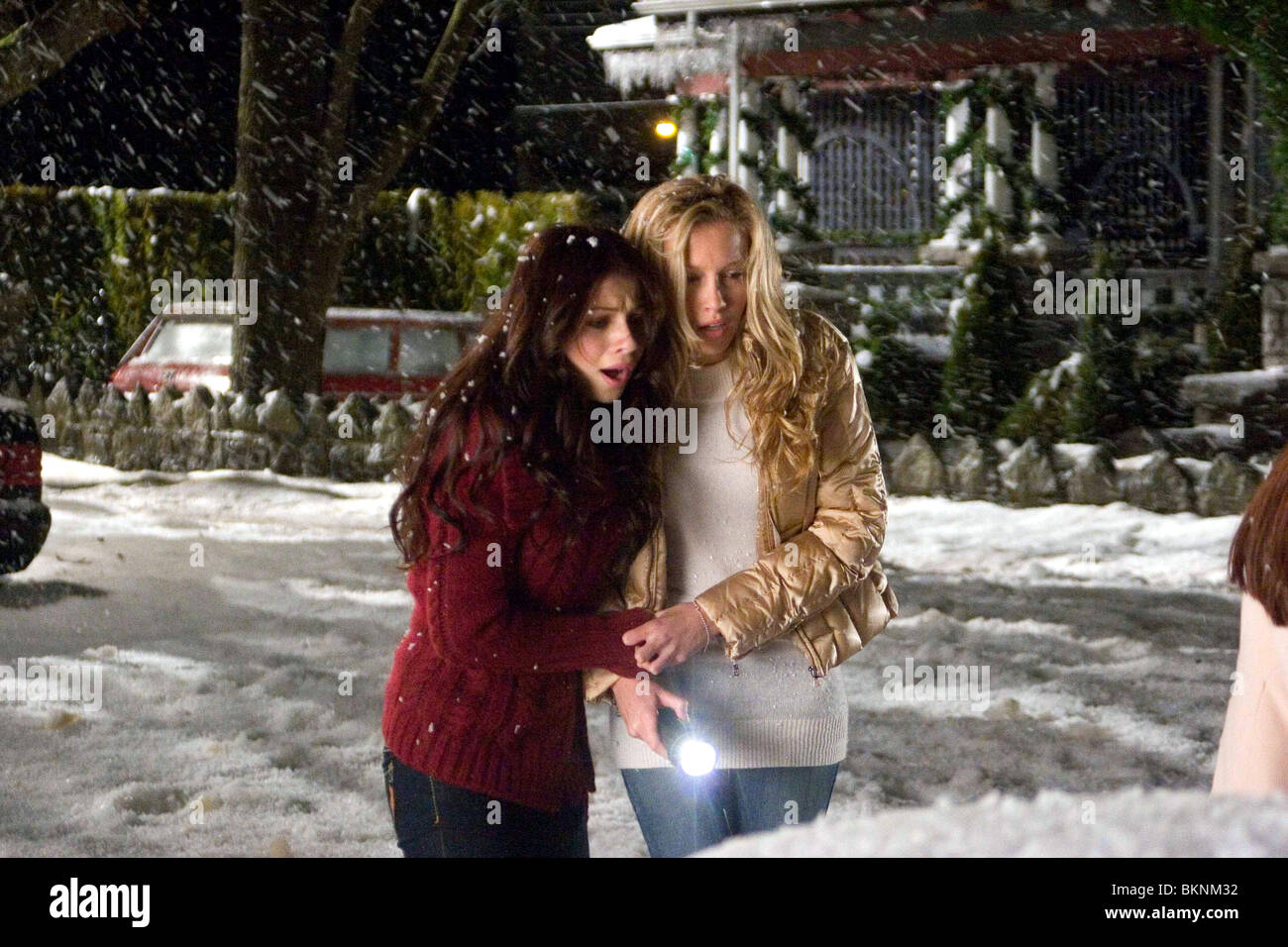 black christmas 2006 michelle trachtenberg katie cassidy bchr 001 01 stock - Black Christmas 2006 Full Movie