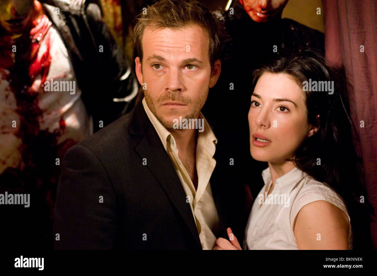BOTCHED (2007) STEPHEN DORFF, JAIME MURRAY KIT RYAN (DIR) BOTD 001 - Stock Image