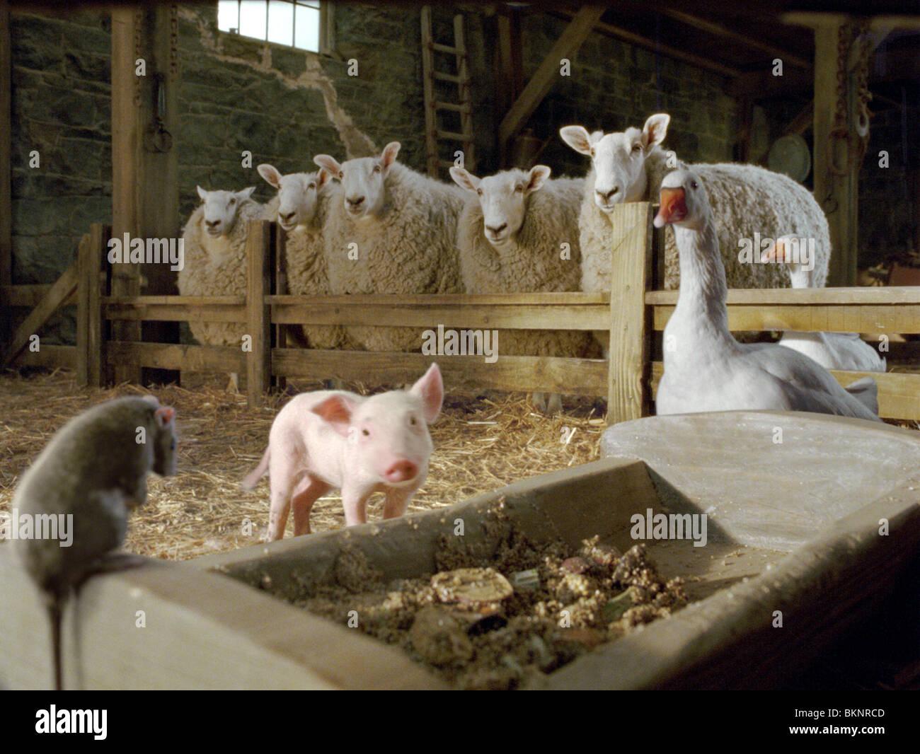 CHARLOTTE'S WEB -2007 - Stock Image