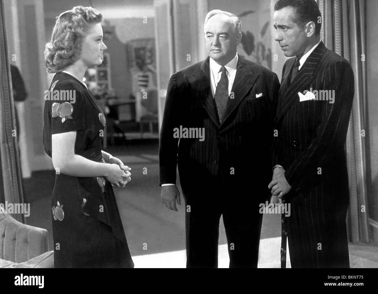 CONFLICT (1945) HUMPHREY BOGART, SYDNEY GREENSTREET CFLT 001 - Stock Image