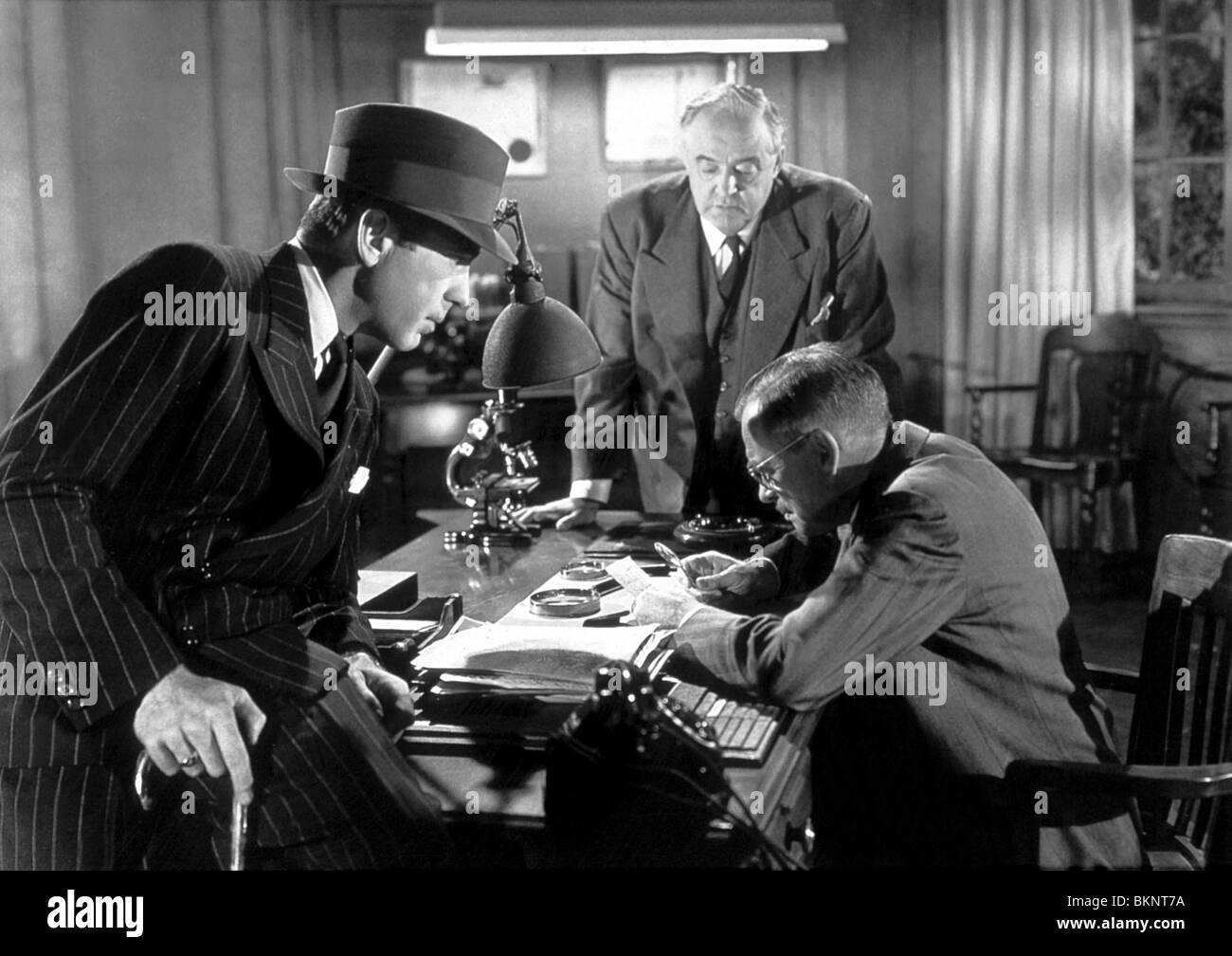 CONFLICT (1945) HUMPHREY BOGART, SYDNEY GREENSTREET CFLT 002 - Stock Image