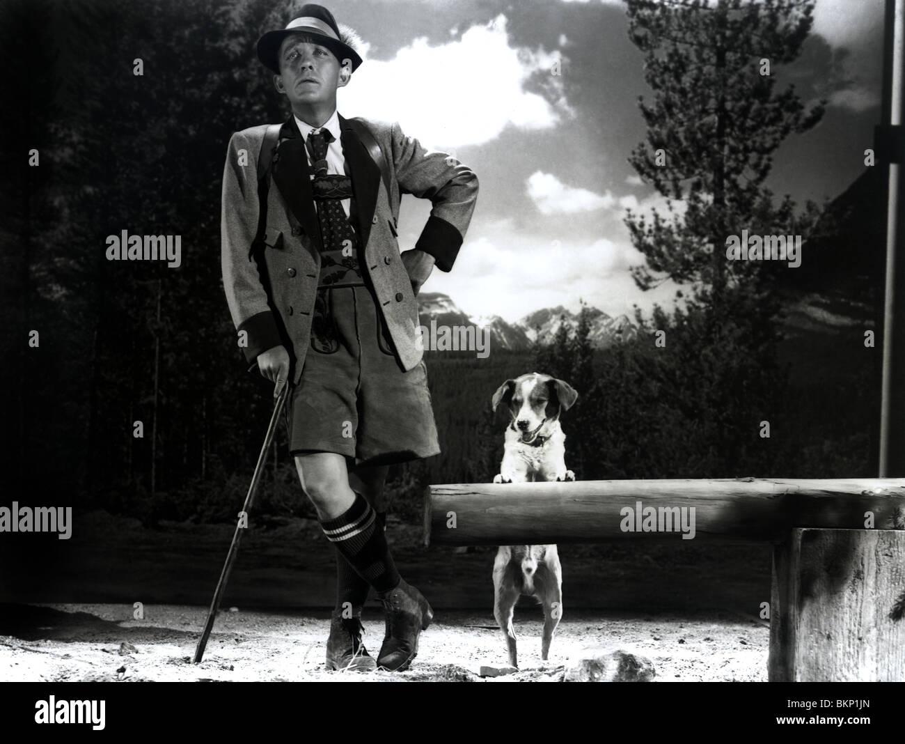 EMPEROR WALTZ BING CROSBY - Stock Image