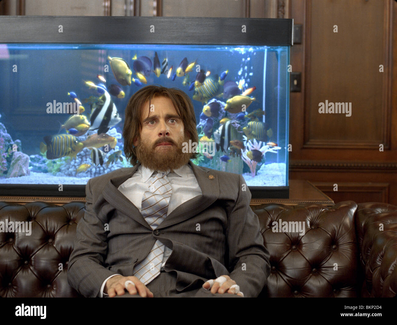 EVAN ALMIGHTY (2007) STEVE CARELL EVAL 001-03 - Stock Image
