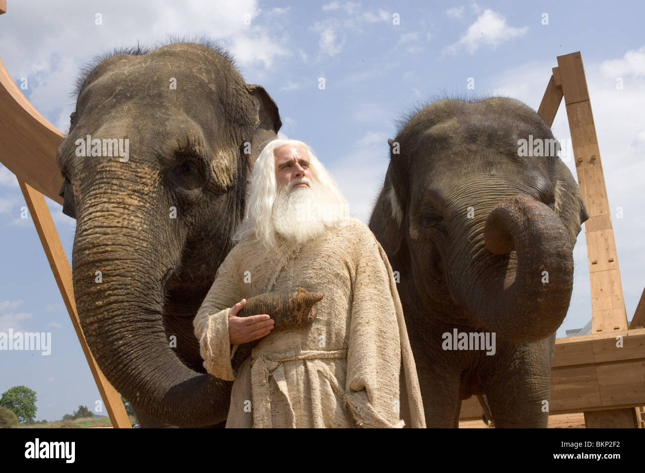 EVAN ALMIGHTY (2007) STEVE CARELL EVAL 001-13 - Stock Image