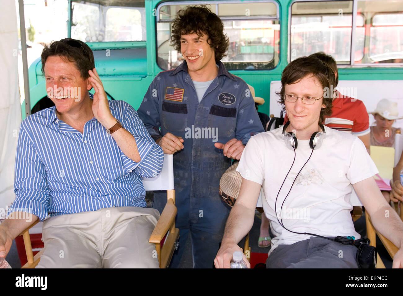 FILMING, O/S 'HOT ROD (2007)' AKIVA SCHAFFER (DIR), ANDY SAMBERG, JOHN GOLDWYN (PROD) HORO 001-24 - Stock Image