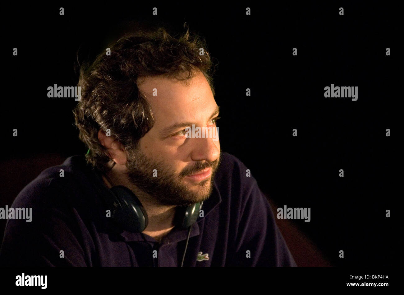 ON SET, FILMING (ALT), BEHIND THE SCENES, O/S 'KNOCKED UP' (2007) JUDD APATOW (DIR) KNOC 001-31 - Stock Image