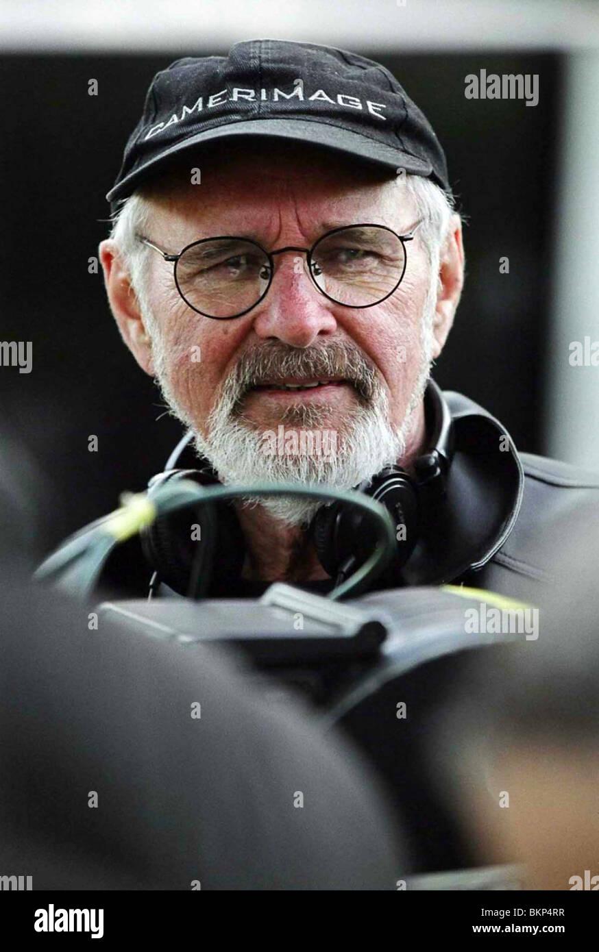 FILMING O/S 'THE STATEMENT' (2003) CRIMES CONTRE L'HUMANITE (ALT) NORMAN JEWISON (DIR) CCIL 004 - Stock Image