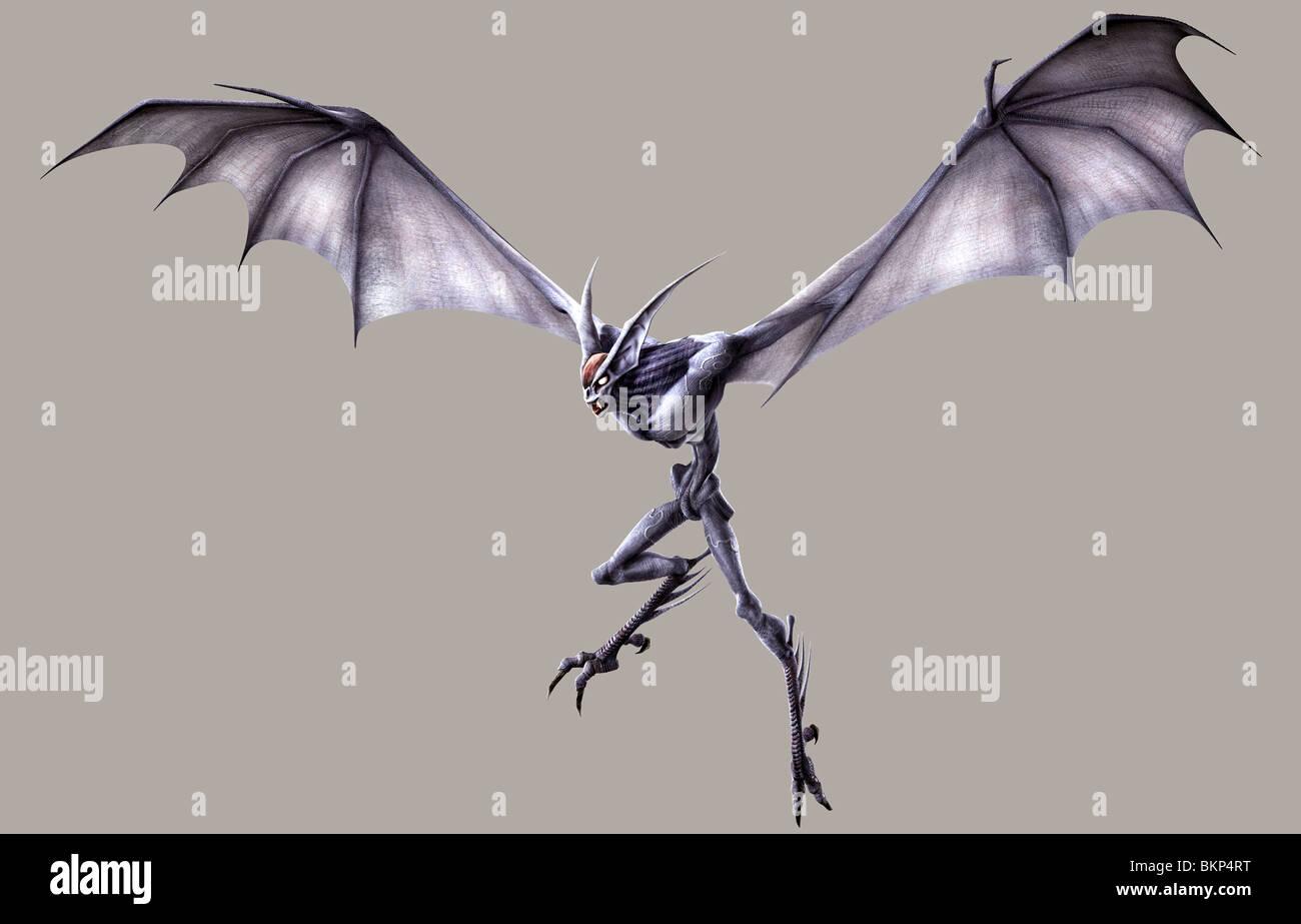 tmnt movie 2007 monsters