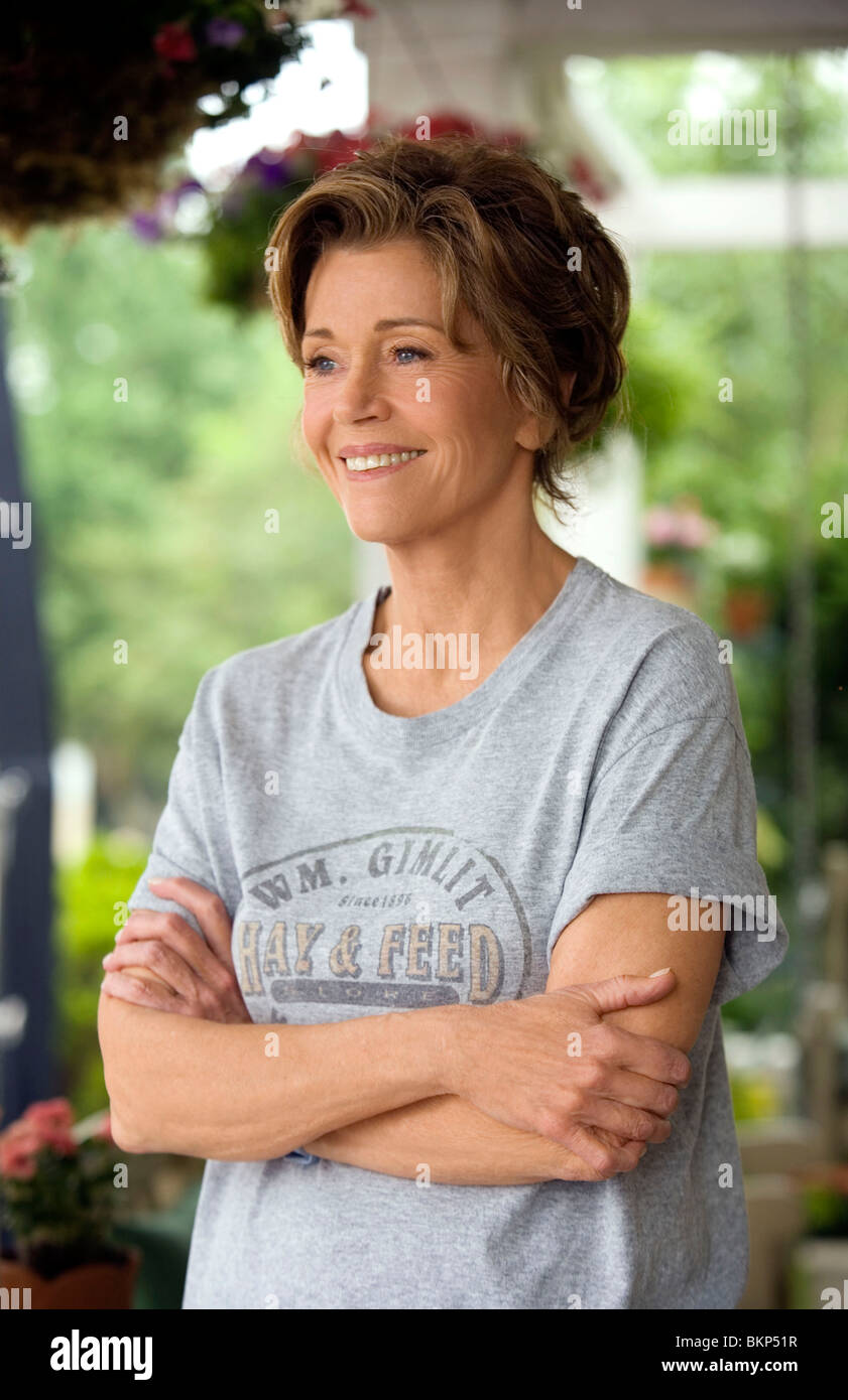 GEORGIA RULE (2007) JANE FONDA GARRY MARSHALL (DIR) GERU 001-014 - Stock Image