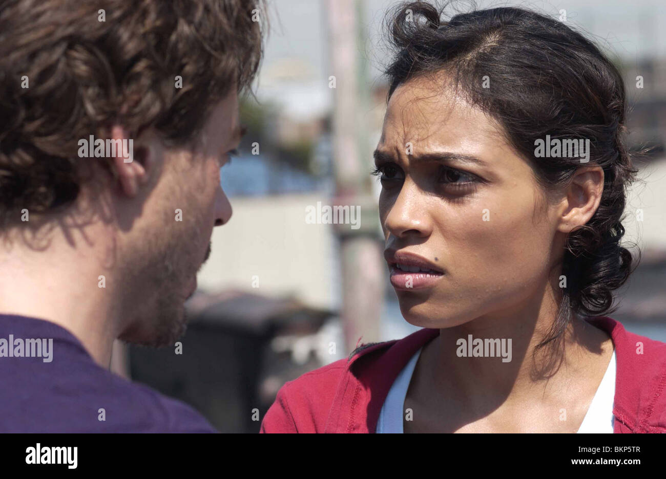 A GUIDE TO RECOGNIZING YOUR SAINTS (2006) ROSARIO DAWSON AGTR 001-01 - Stock Image