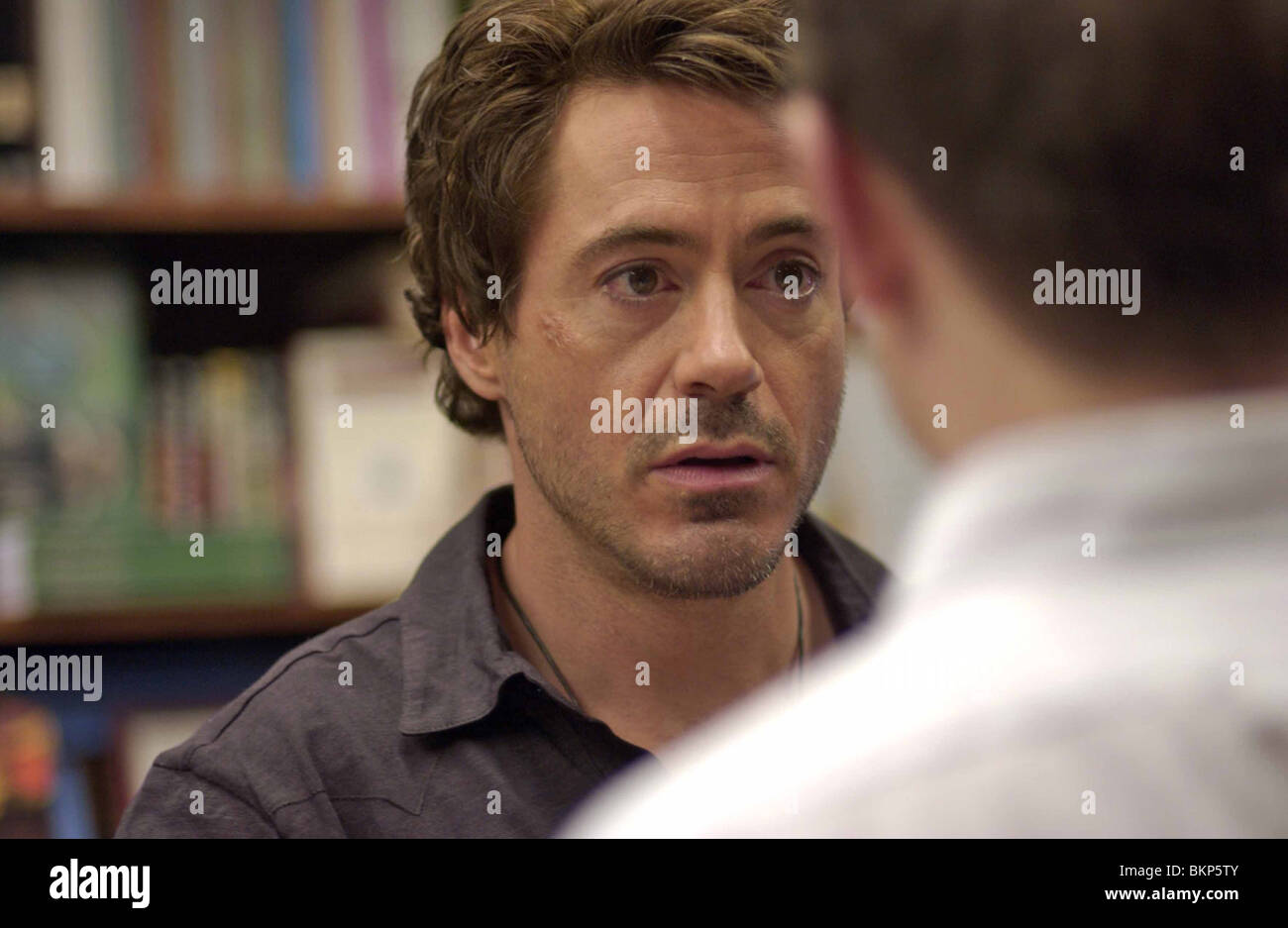 A GUIDE TO RECOGNIZING YOUR SAINTS (2006) ROBERT DOWNEY JR AGTR 001-02 - Stock Image