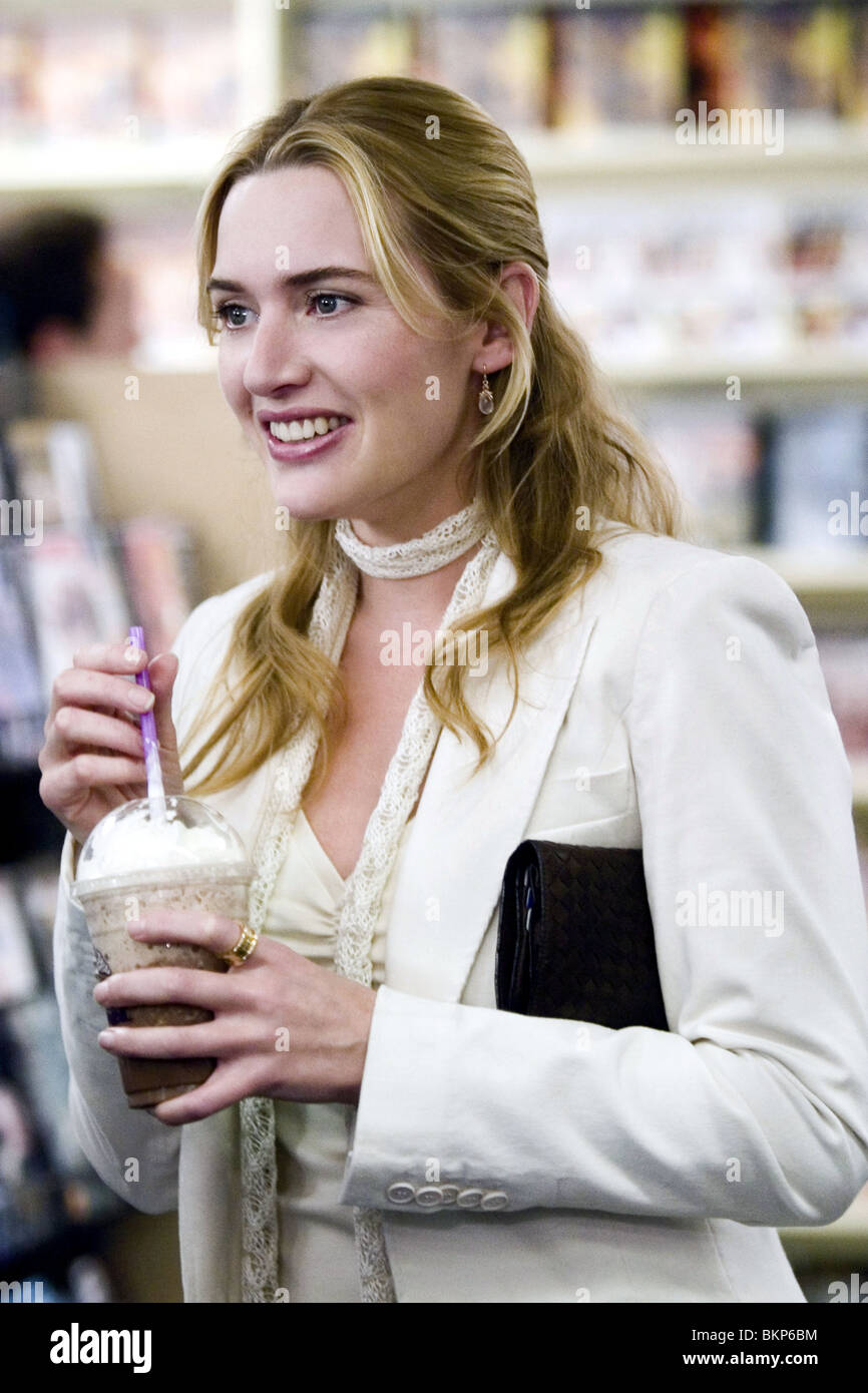 THE HOLIDAY (2006) KATE WINSLET HOL 001-06 - Stock Image