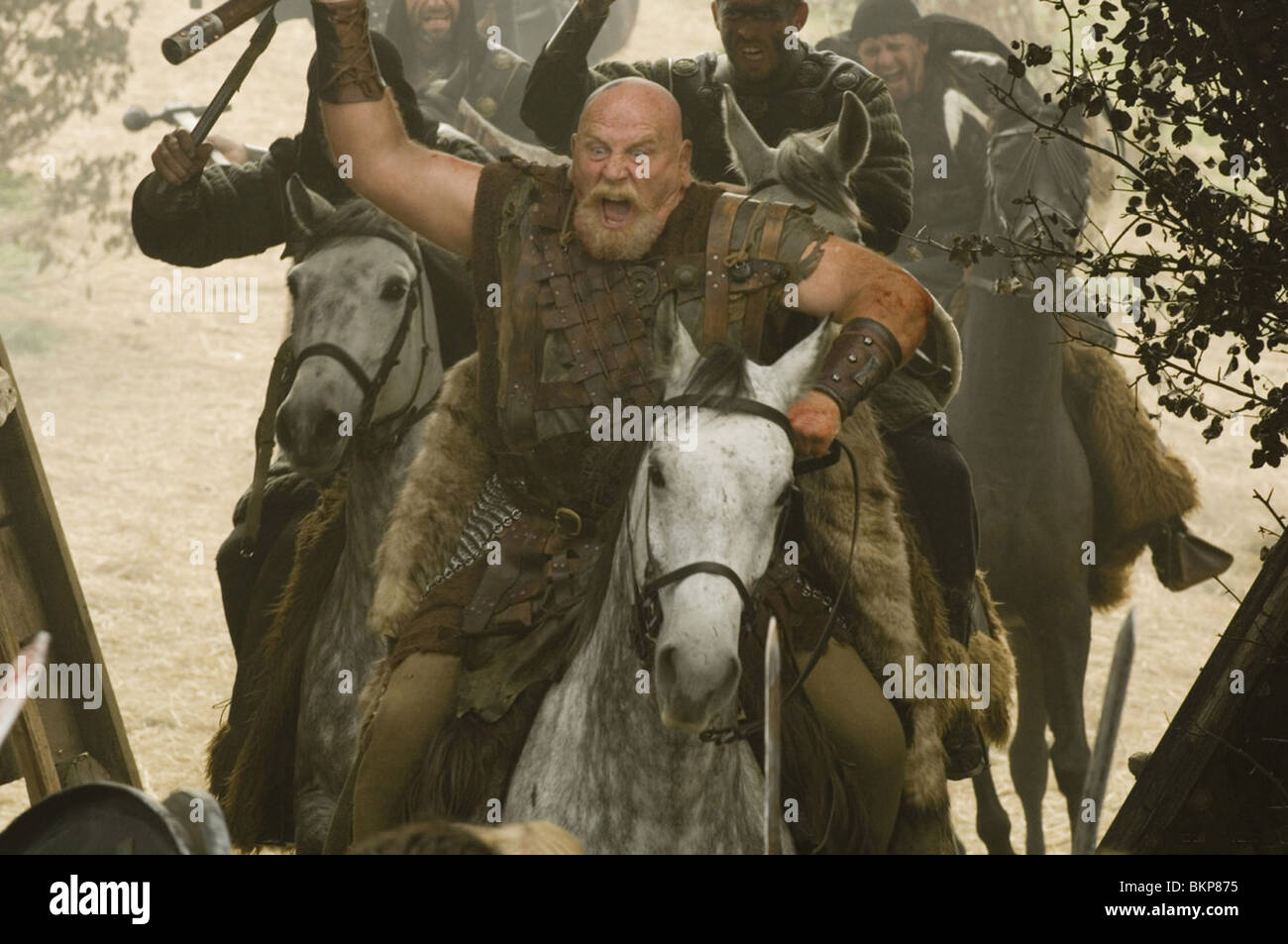 THE LAST LEGION (2007) JAMES COSMO LLEG 001-05 - Stock Image