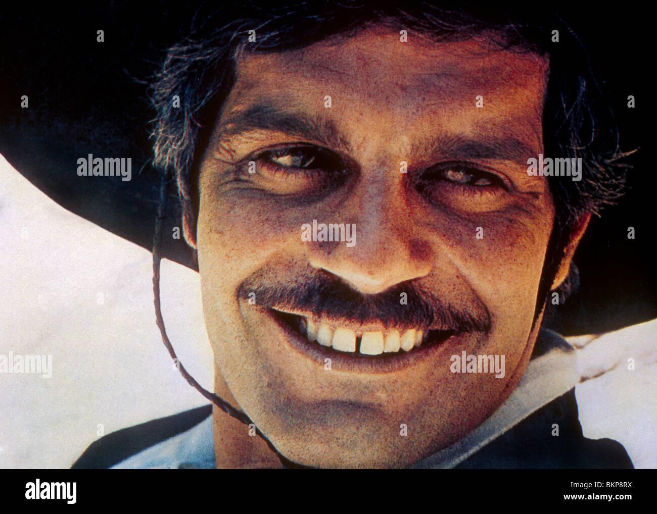 MACKENNA'S GOLD OMAR SHARIF - Stock Image