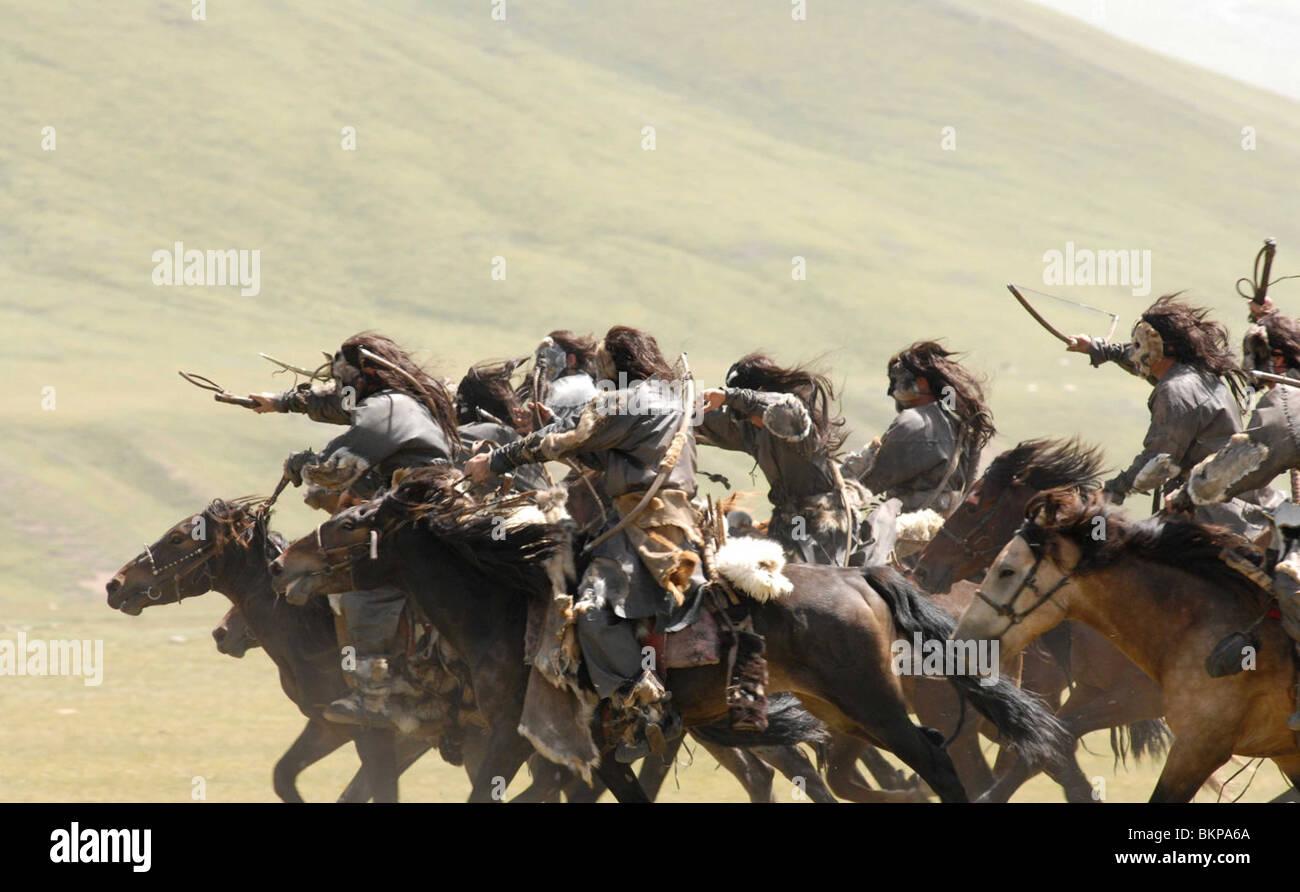 MONGOL (2007) TADANOBU ASANO SERGEI BODROV (DIR) 001 - Stock Image