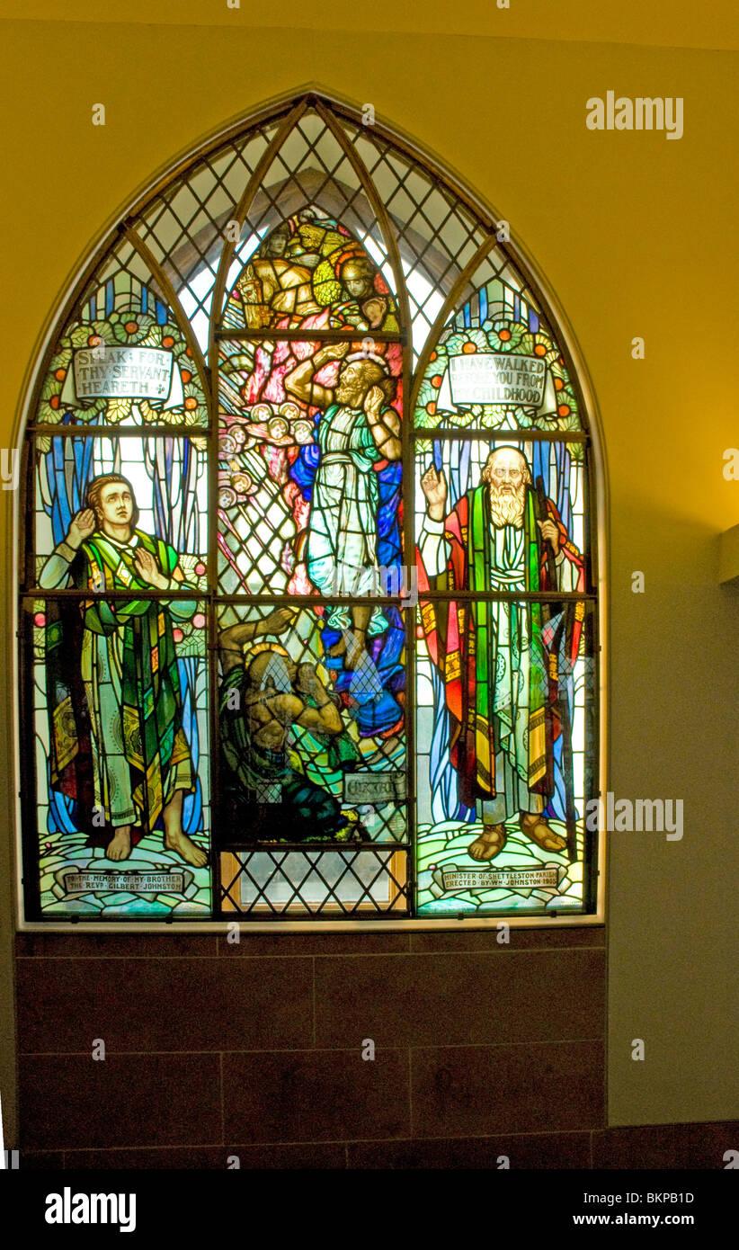glass window panels acrylic glass stained glass window panels st mungos museum of religion castle street glasgow city scotland