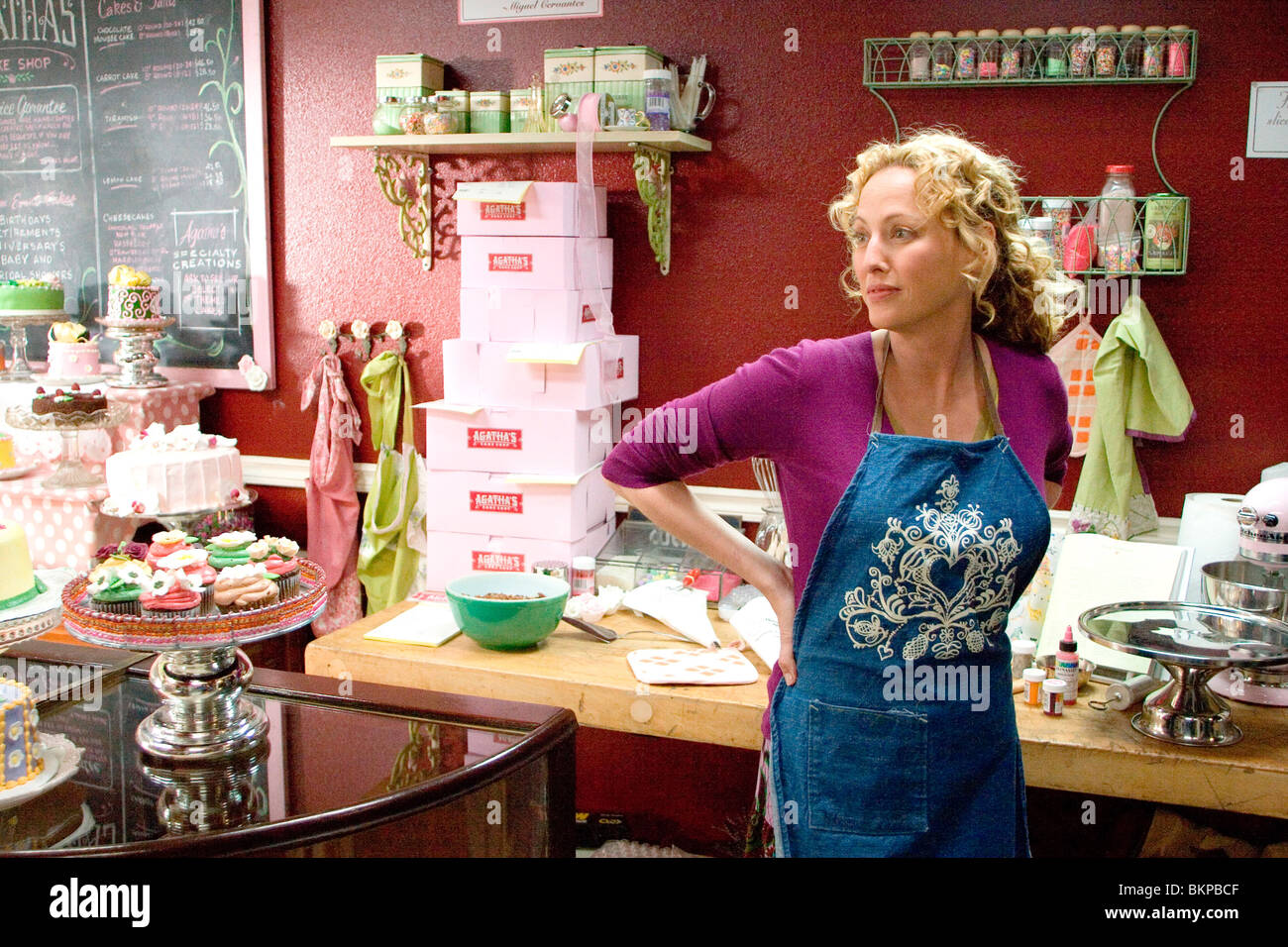THE NUMBER 23 (2007) VIRGINIA MADSEN NO23 001-19 - Stock Image