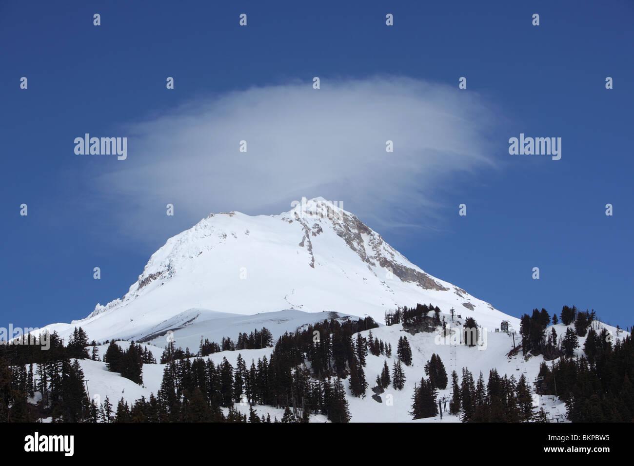 Mt. Hood, Oregon, USA - Stock Image