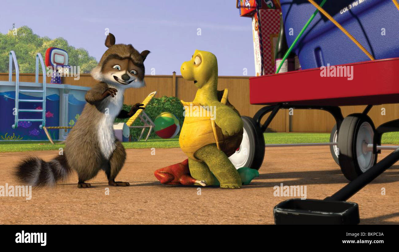 Over The Hedge 2006 High Resolution Stock Photography And Images Alamy