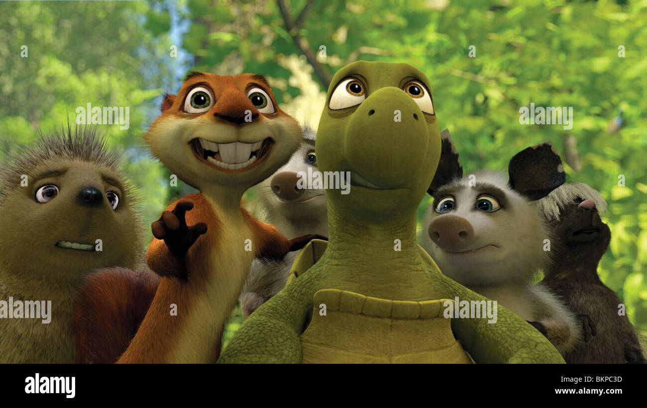 Over The Hedge Movie High Resolution Stock Photography And Images Alamy