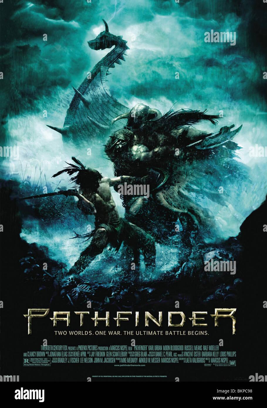 PATHFINDER -2007 POSTER - Stock Image