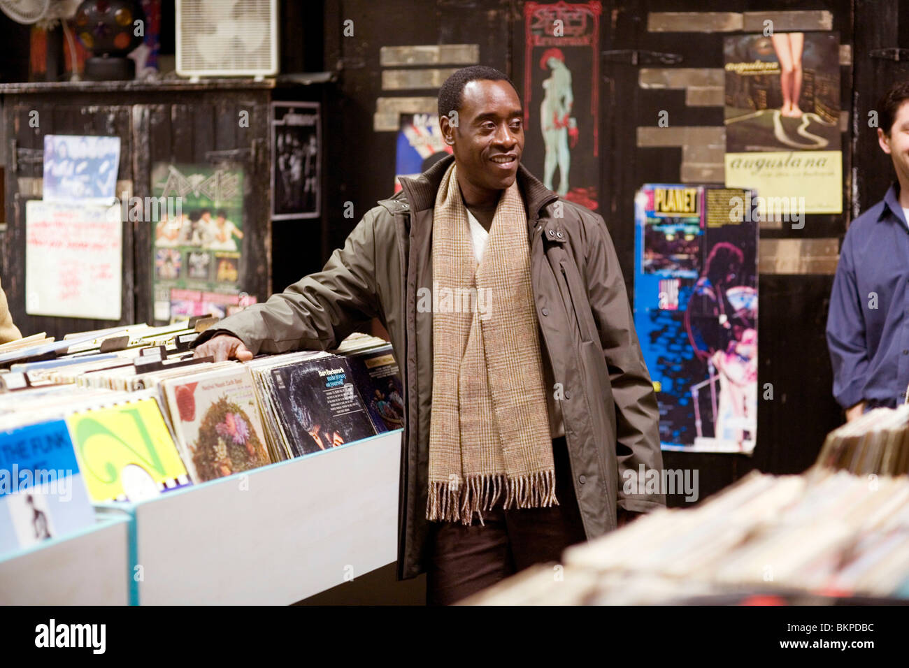 REIGN OVER ME (2007) DON CHEADLE REOM 001-02 - Stock Image