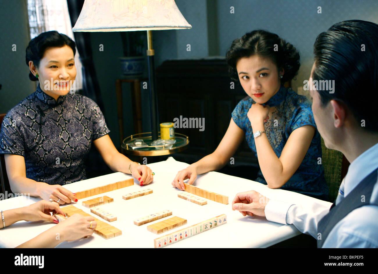 SE, JIE (2007) LUST (ALT) JOAN CHEN, TANG WEI, TONY LEUNG ANG LEE (DIR) SEJI 008 - Stock Image