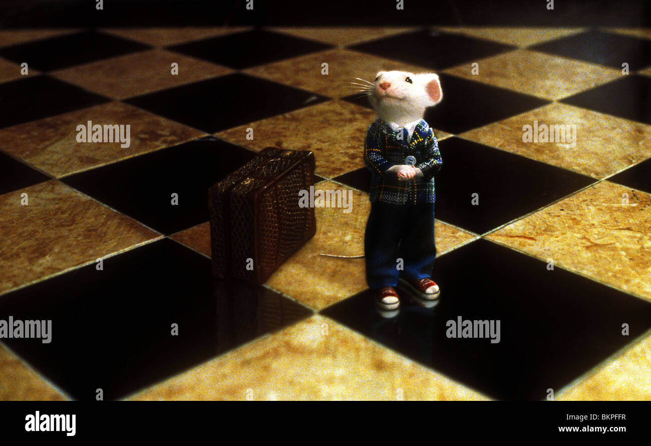 STUART LITTLE -1999 - Stock Image