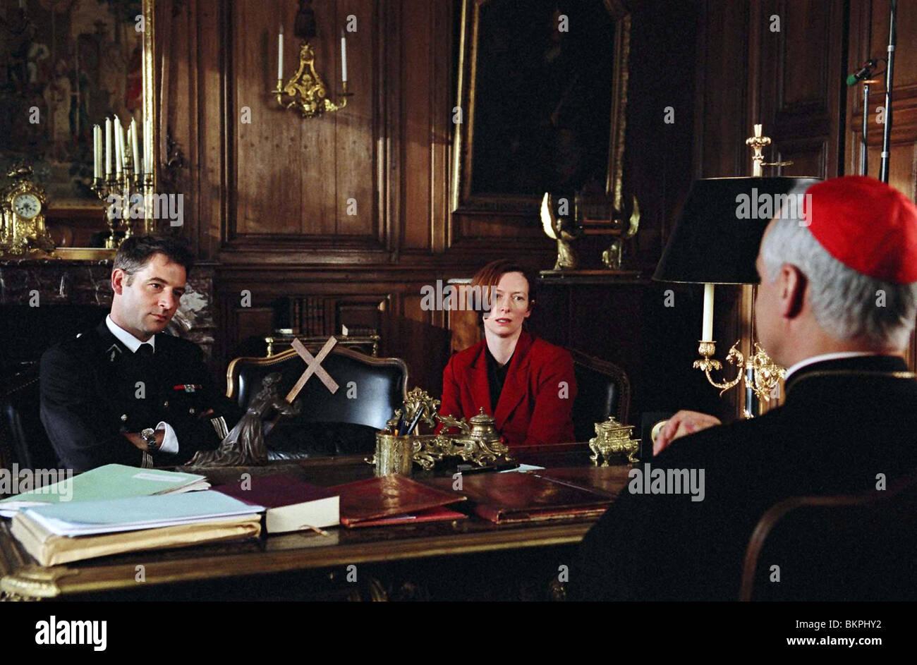 THE STATEMENT (2003) CRIMES CONTRE L'HUMANITE (ALT) TILDA SWINTON, JEREMY NORTHAM NORMAN JEWISON (DIR) CCIL - Stock Image