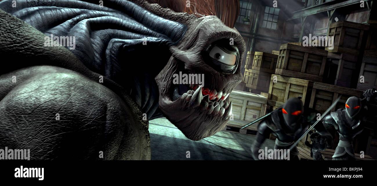 Tmnt 2007 Teenage Mutant Ninja Turtles Alt The Centaur Monster