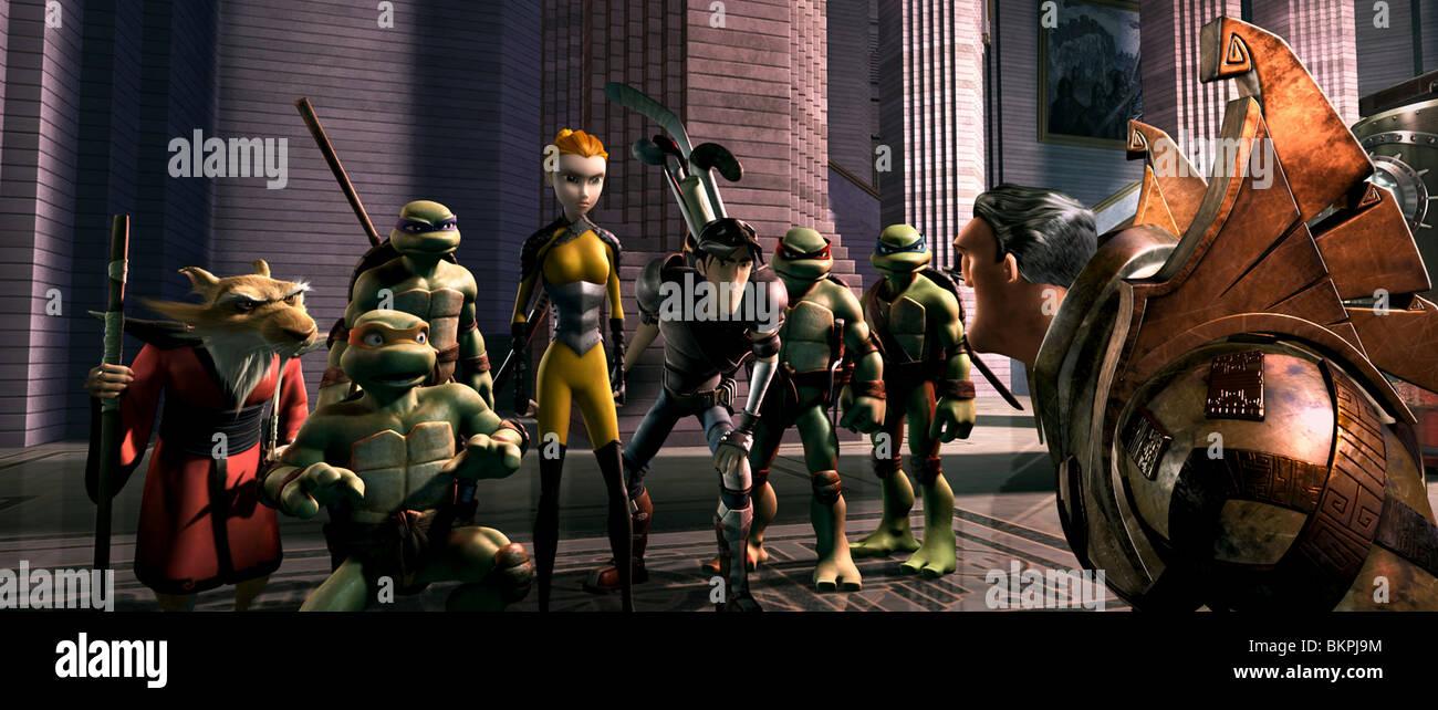 Tmnt 2007 Teenage Mutant Ninja Turtles Alt Splinter Stock